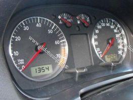 Кольца в щиток приборов VW Bora (1998-2005)