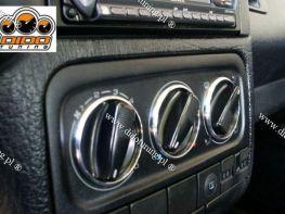 Кольца на ручки печки VW Caddy II (96-03)