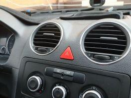 Кольца на обдувы VW Caddy III (2004-)