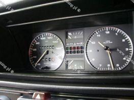 Кольца в щиток приборов VW Golf II (83-92)