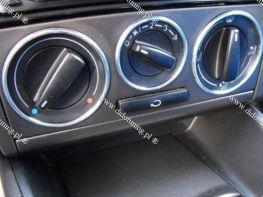 Кольца на переключатели печки VW Golf IV (97-03)