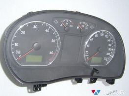Кольца  щиток приборов VW Polo Mk4 (2001-2009)