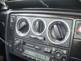 Кольца на ручки печки VW Polo Mk4 (2001-2009)