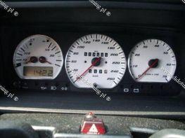 Кольца в щиток приборов VW T4 Transporter (90-98)