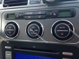 Кольца печки VW Touran I (2003-2015) климатконтроль