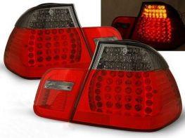 Стопы BMW E46 (98-01) Sedan RED SMOKE LED