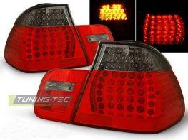 Стопы BMW E46 (01-05) Sedan RED SMOKE LED