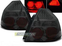 Фонари задние CHEVROLET Aveo T250 (06-11) Sd ДЫМЧАТЫЕ LED