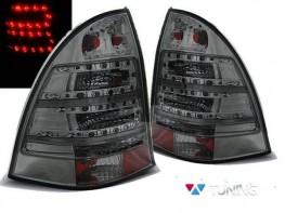 Фонари задние MERCEDES C W203 Combi - дымчатые диодные