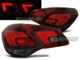 Фонари задние OPEL Astra J (2009-) Hatchback RED SMOKE LED