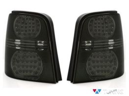 Фонари задние VW Touran I (03-10) LED дымчатые