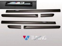 Молдинги дверные M3 BMW E46 Sedan/Touring