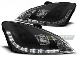 Фары FORD Focus I (98-01) DAYLIGHT BLACK