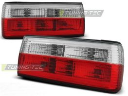Фонари задние BMW E30 (1987-1994) красно-белые