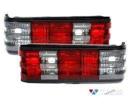 Фонари задние MERCEDES C W201 (190) (82-91) - красно-белые