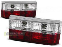 Фонари задние VW Golf I (1974-1983) RED WHITE