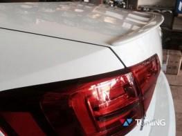 Лип спойлер багажника VW Jetta A6 (15-18) рестайлинг