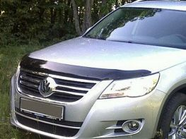 Дефлектор капота VW Tiguan I (07-15) - SIM