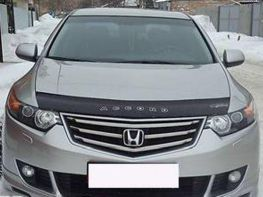 Мухобойка HONDA Accord VIII (2008-) VIP