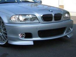 Накладка передняя (углы) бампера BMW 3 E46 M-Пакет (98-07)