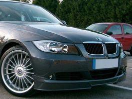 Юбка передняя BMW 3 E90 / E91 (05-08) - Alpina стиль