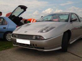 Юбка передняя FIAT Coupe (93-00)