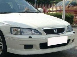 "Накладка бампера передняя HONDA Accord VI (1998-2000) ""NK"""