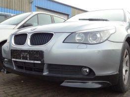 Юбка передняя BMW 5 E60 / E61 (03-07) - M5 стиль