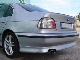 """Накладка бампера задняя BMW E39 (1995-2004) Sedan """"HAMANN"""""""
