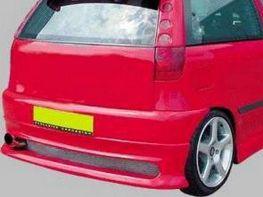 Накладка заднего бампера (юбка) FIAT Punto I (93-99)