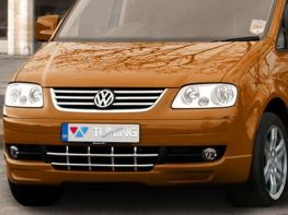 "Юбка передняя VW Caddy III (04-10) ""Sport Line"""