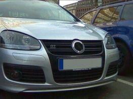 """Юбка передняя VW Golf V GTI """"EDITION 30 Look"""""""