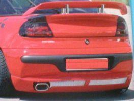 "Накладка на задний бампер OPEL Tigra A (94-00) ""GT/F1"""