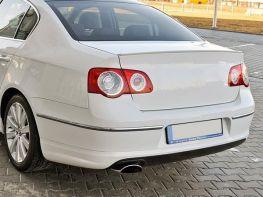 """Накладка задняя VW Passat B6 Sedan """"R-Line"""""""