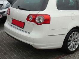 Накладка задняя VW Passat B6 (05-10) Combi - R-Line стиль