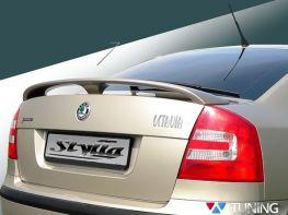 Спойлер багажника SKODA Octavia A5 (04-12) LTB - тип OC13L