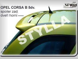 """Спойлер OPEL Corsa B 5D """"STYLLA"""""""