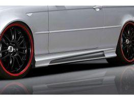 """Накладки на пороги BMW E46 """"GENERATION V"""""""