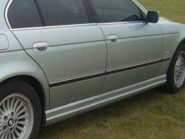 """Накладки на пороги BMW E39 Sedan / Touring """"SCHNITZER"""""""