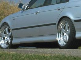 "Накладки на пороги BMW E39 Sedan / Touring ""HAMANN"""