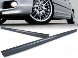 Накладки на пороги BMW E46 Sedan - M-пакет тисль