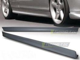 """Накладки на пороги BMW E46 Coupe """"M-Пакет"""""""