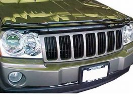 Мухобойка JEEP Grand Cherokee WK (04-10) - HIC (акрил)