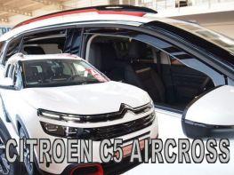 Ветровики CITROEN C5 Aircross (17-) - Heko (вставные)