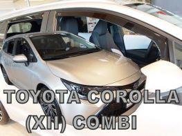 Ветровики TOYOTA Corolla XII (19-) Combi - Heko (вставные)