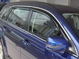 Ветровики SUBARU Legacy V BR (09-14) Wagon - Hic