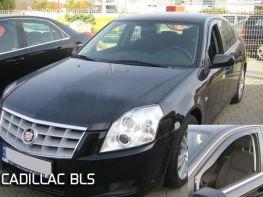 Ветровики Cadillac BLS (06-10) - Heko (вставные)