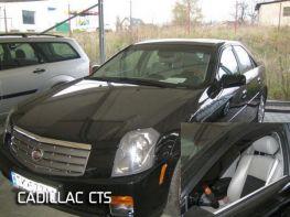 Ветровики Cadillac CTS (03-07) - Heko (вставные)