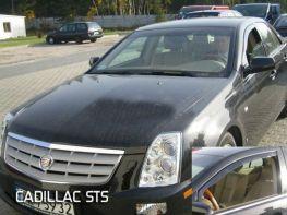 Ветровики Cadillac STS (05-11) - Heko (вставные)