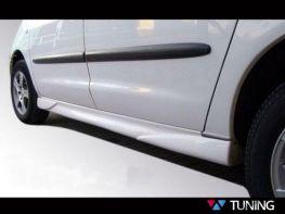 """Накладки на пороги VW Sharan I """"CETUS"""""""